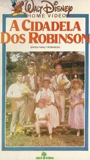 A Cidadela dos Robinsons - Poster / Capa / Cartaz - Oficial 5