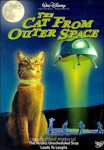 O Gato Que Veio do Espaço - Poster / Capa / Cartaz - Oficial 4
