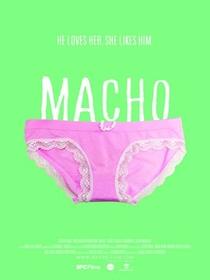 Macho - Poster / Capa / Cartaz - Oficial 1