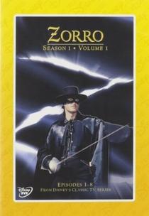 Zorro (1ª Temporada) - Poster / Capa / Cartaz - Oficial 3