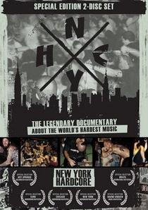 New York Hardcore - Poster / Capa / Cartaz - Oficial 1
