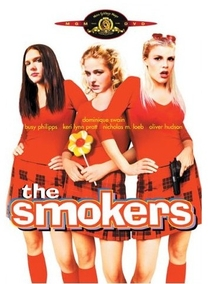 The Smokers - Poster / Capa / Cartaz - Oficial 1