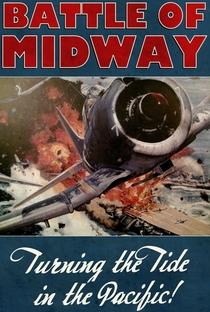 A Batalha de Midway - Poster / Capa / Cartaz - Oficial 1