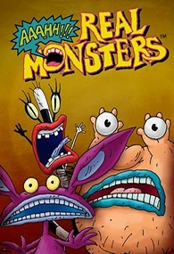 Aaahh! Real Monsters - Poster / Capa / Cartaz - Oficial 2