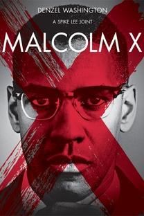Malcolm X - Poster / Capa / Cartaz - Oficial 1