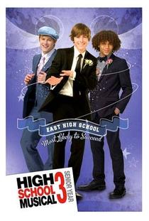 High School Musical 3: Ano da Formatura - Poster / Capa / Cartaz - Oficial 5