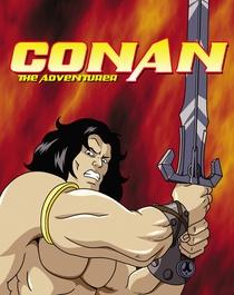 Conan, o Aventureiro - Poster / Capa / Cartaz - Oficial 2