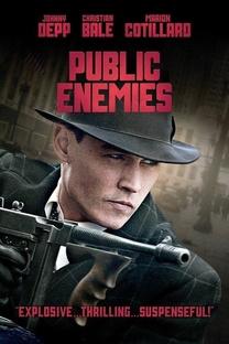 Inimigos Públicos - Poster / Capa / Cartaz - Oficial 6