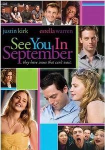 Te Vejo em Setembro - Poster / Capa / Cartaz - Oficial 1