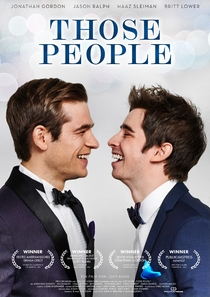 Those People - Poster / Capa / Cartaz - Oficial 3