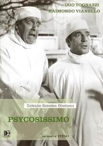 Psicosissimo - Poster / Capa / Cartaz - Oficial 3