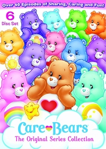 Os Ursinhos Carinhosos - Poster / Capa / Cartaz - Oficial 4