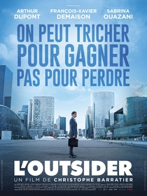 The Outsider - Poster / Capa / Cartaz - Oficial 1