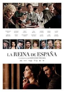 A Rainha da Espanha - Poster / Capa / Cartaz - Oficial 1