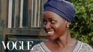 Lupita Nyong'o visits her family home and farm in Kenya (Lupita Nyong'o visits her family home and farm in Kenya)
