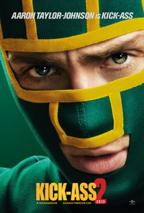 Kick-Ass 2 - Poster / Capa / Cartaz - Oficial 17