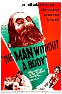 Man Without a Body - Poster / Capa / Cartaz - Oficial 1
