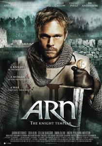 Arn - O Cavaleiro Templário - Poster / Capa / Cartaz - Oficial 2