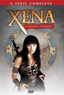 Xena: A Princesa Guerreira (1ª Temporada) - Poster / Capa / Cartaz - Oficial 9