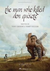 The Man Who Killed Don Quixote - Poster / Capa / Cartaz - Oficial 2