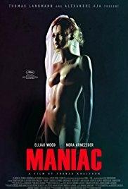 Maníaco - Poster / Capa / Cartaz - Oficial 10