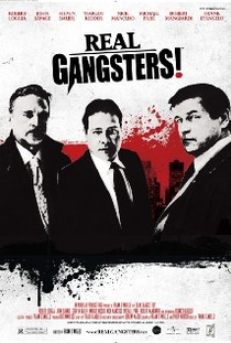 Real Gangsters - Poster / Capa / Cartaz - Oficial 1