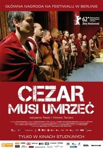 César Deve Morrer - Poster / Capa / Cartaz - Oficial 7