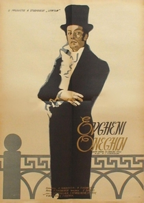 Eugene Onegin - Poster / Capa / Cartaz - Oficial 1
