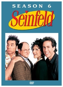Seinfeld (6ª Temporada) - Poster / Capa / Cartaz - Oficial 2