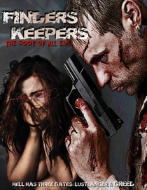 Finders Keepers: The Root of All Evil - Poster / Capa / Cartaz - Oficial 1