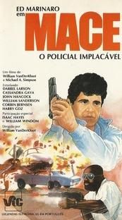Mace - O Policial Implacável - Poster / Capa / Cartaz - Oficial 2