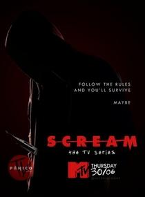 Scream (1ª Temporada) - Poster / Capa / Cartaz - Oficial 6
