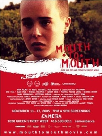 Mouth to Mouth - Poster / Capa / Cartaz - Oficial 3
