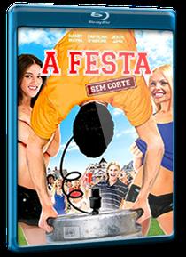 A Festa - Poster / Capa / Cartaz - Oficial 1