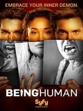 Being Human US (3ª Temporada) - Poster / Capa / Cartaz - Oficial 1