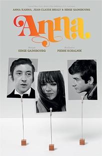 Anna - Poster / Capa / Cartaz - Oficial 2