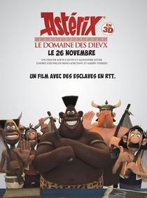 Asterix e o Domínio dos Deuses - Poster / Capa / Cartaz - Oficial 5