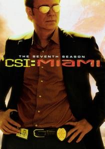 CSI: Miami (7ª Temporada) - Poster / Capa / Cartaz - Oficial 1