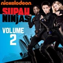 Supah Ninjas (2ª Temporada) - Poster / Capa / Cartaz - Oficial 1