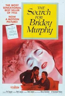 O Caso de Bridey Murphy - Poster / Capa / Cartaz - Oficial 1