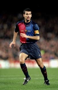 FC Barcelona - Barça Legends: Guardiola - Poster / Capa / Cartaz - Oficial 1
