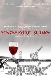 Singapore Sling - Poster / Capa / Cartaz - Oficial 1