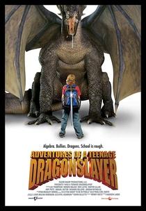 Aventuras de um jovem caçador de dragões - Poster / Capa / Cartaz - Oficial 3
