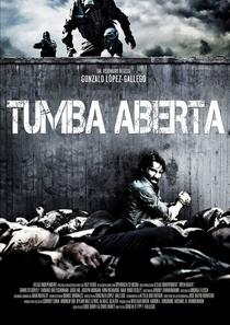 Tumba Aberta - Poster / Capa / Cartaz - Oficial 3