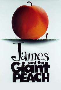 James e o Pêssego Gigante - Poster / Capa / Cartaz - Oficial 3