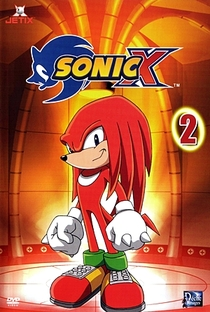 Sonic X (1ª Temporada) - Poster / Capa / Cartaz - Oficial 9
