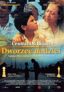 Central do Brasil - Poster / Capa / Cartaz - Oficial 13