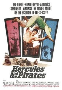 Hércules Contra o Corsário Negro - Poster / Capa / Cartaz - Oficial 2