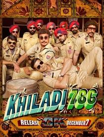 Khiladi 786 - Poster / Capa / Cartaz - Oficial 5
