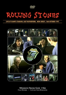 Rolling Stones - The Roadie Tapes 1997 - Poster / Capa / Cartaz - Oficial 1